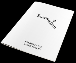 Front cover design of Somewhen